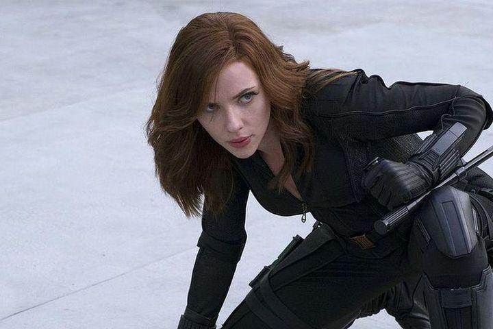 Scarlett Johansson, protagonista de 'Viuda Negra'.