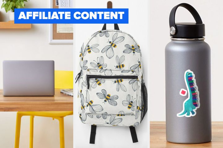 These back to school buys from RedBubble will get September off to a flying start.