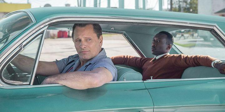 Una imagen de la película 'Green Book'.