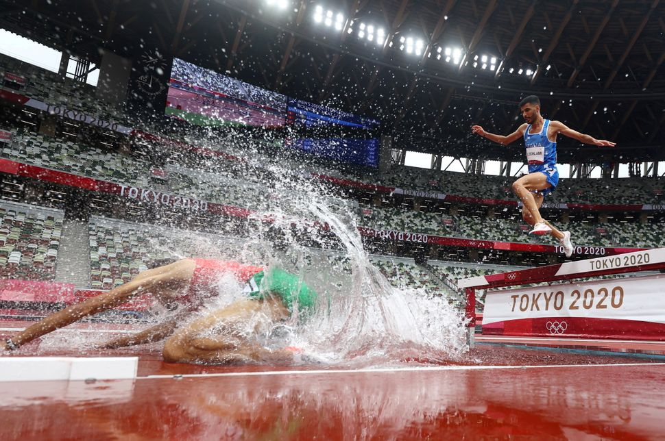 19 Amazing Action Shots From The Tokyo