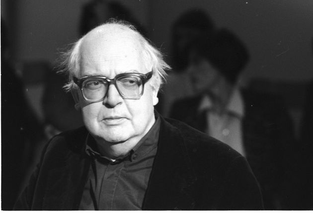 Swiss novelist and playwright Friedrich Durrenmatt (1921-1990) is in Paris, France. He is appearing on...