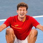 Pablo Carreño, bronce olímpico en tenis ante un Djokovic que no pudo con la