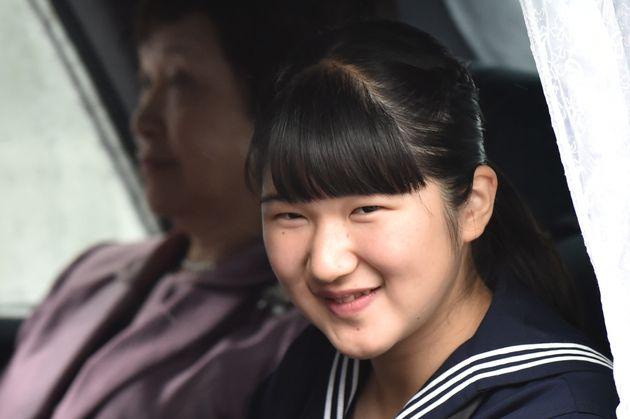 La principessa Aiko non sarà imperatrice del Giappone. Esclusa in quanto