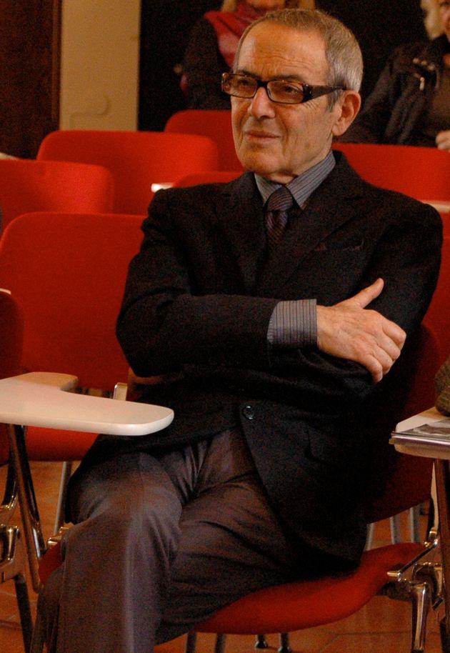 L'avvocato Giorgio Assumma, presidente della Siae dal 2005 al