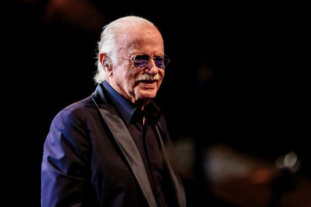 Concerto di Gino Paoli annullato per