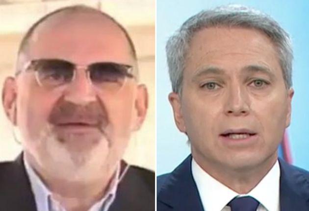 Antón Losada y Vicente