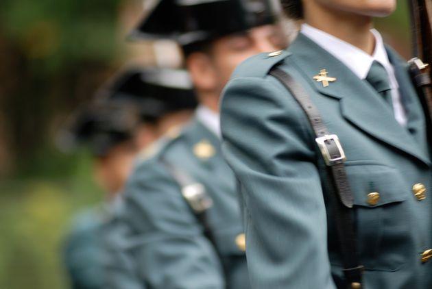 Sancionado un guardia civil por decir a un superior