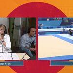 Historia de los Juegos: Paloma del Río enamora con su narración del ejercicio de Ray