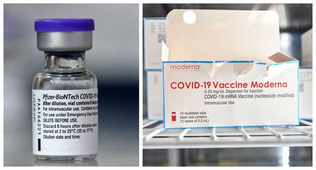 Vaccino Pfizer e
