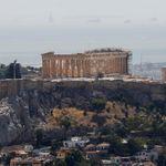 Η Αθήνα φλέγεται - Στους 57° Κελσίου έφτασε η θερμοκρασία στην