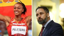 La respuesta de Ana Peleteiro a Abascal que se ha hecho viral tras su bronce en