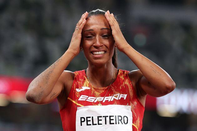 La atleta española Ana