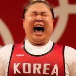 140kg 들고도 동메달 놓친 역도 김수현 선수가 오열했다(+문제의 경기