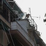 Δύο νεκροί από έκρηξη και φωτιά σε διαμέρισμα στα Κάτω