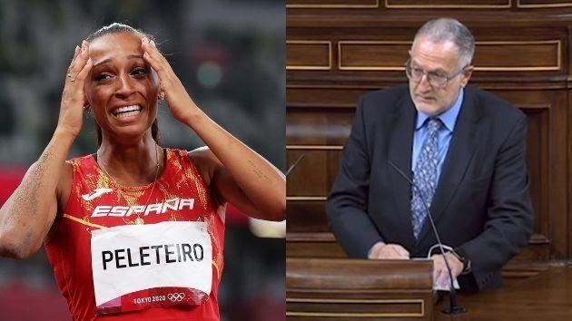 Ana Peleteiro y Juan Luis