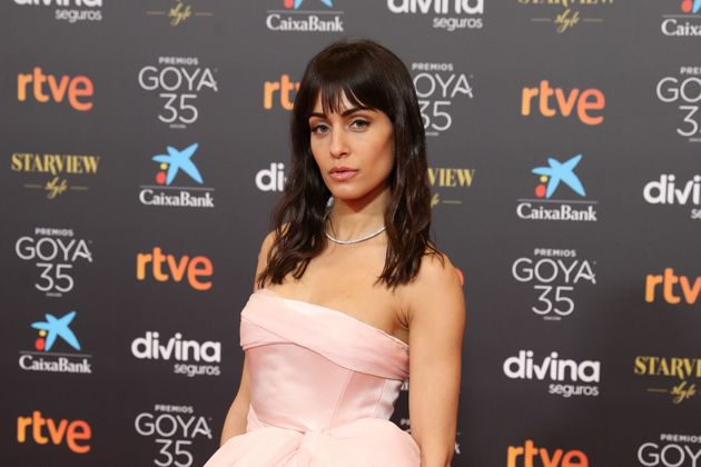 Hiba Abouk, en marzo en los Premios