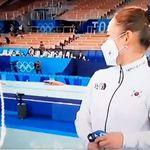 Esta escena en el podio se convierte en un fenómeno viral: ojo a la