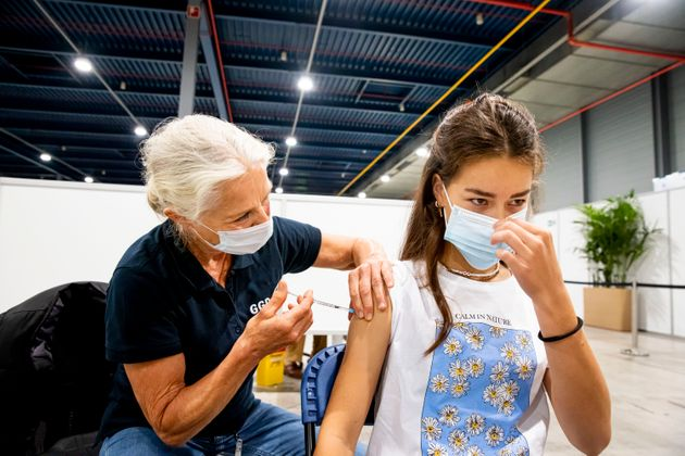 Εμβολιασμός σε