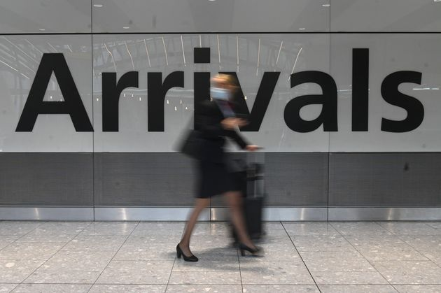 Minister Confirms New 'Amber Watchlist' Of Foreign Travel Being