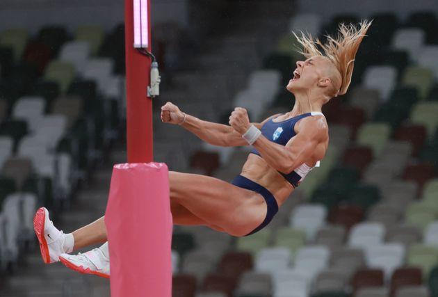 Ολυμπιακοί Αγώνες: Στεφανίδη και Κυριακοπούλου προκρίθηκαν στο τελικό του επί
