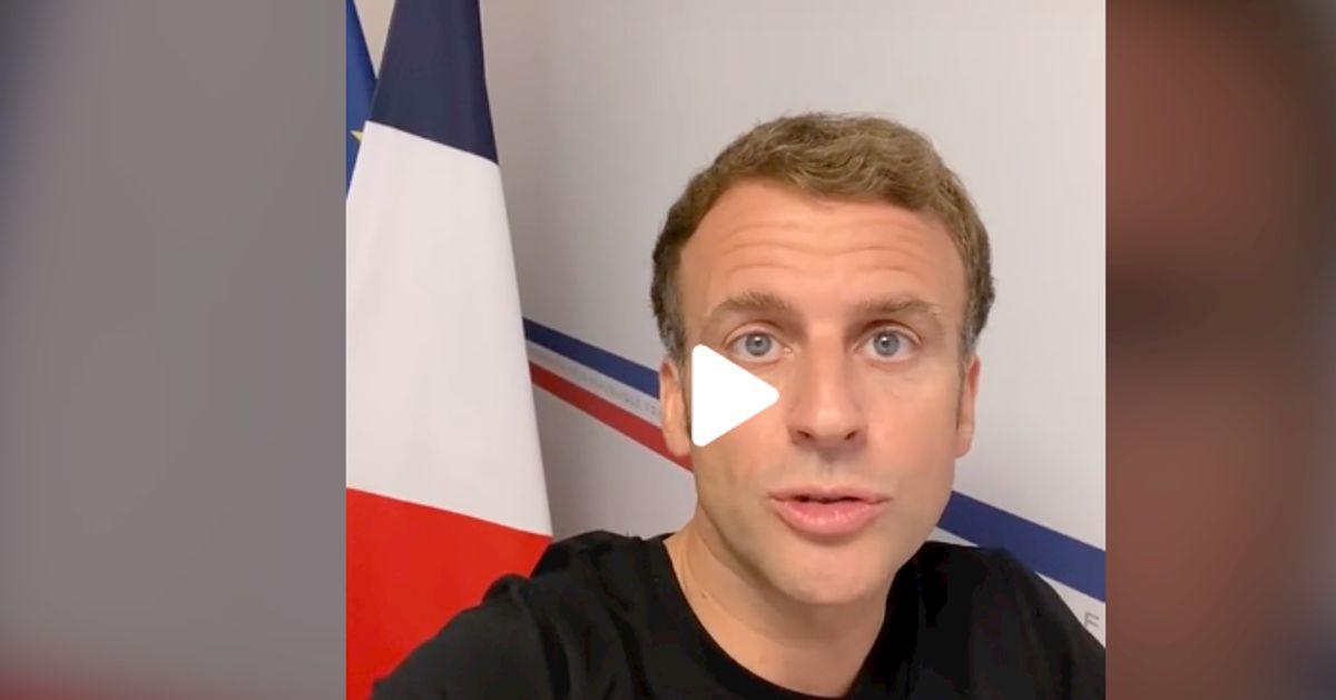 Pourquoi Macron a-t-il mis son costume d'influenceur pour riposter aux manifs anti-pass?