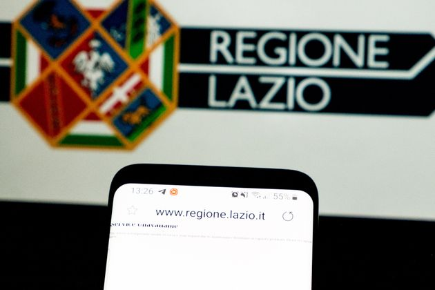 The Regione Lazio website (regione.lazio.it) has been hit by ransomware and is not reachable, as is the...