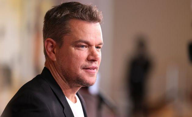 Matt Damon, ici au mois de juillet à New York, est au coeur d'une nouvelle