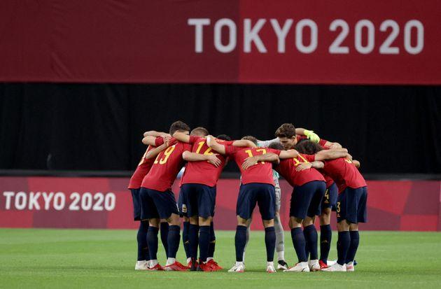 La selección de fútbol se conjura para lograr la
