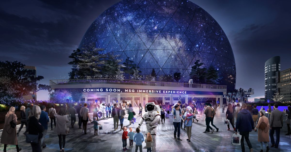 London's New Massive Glowing Orb Is Just As Terrible As These Other Landmarks