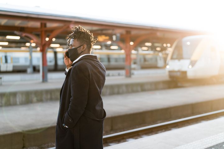 The 'Small Talk Saves Lives' campaign has run in partnership with the rail sector since 2017.