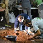 Un equipo de científicos constata el origen humano de las pinturas más antiguas del mundo: están en