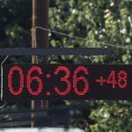 Η πιο δύσκολη ημέρα του καύσωνα με 45αρια, αποπνικτική ζέστη και τη