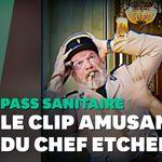 Le fin mot de l'histoire sur Philippe Etchebest en gendarme dans son