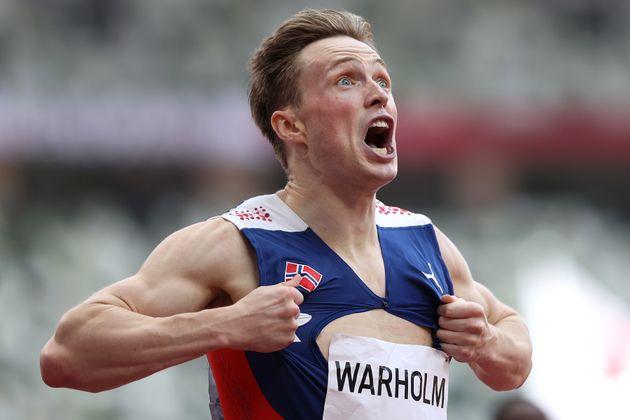 Chi è Karsten Warholm,