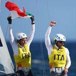 Tokyo 2020: Tita-Banti è il primo oro 'misto' per l'Italia ai