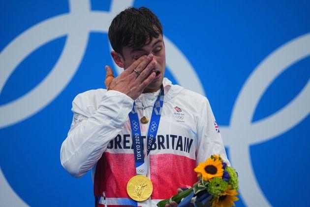 Τόκιο: Βρετανός Ολυμπιονίκης παρακολουθεί τους Αγώνες