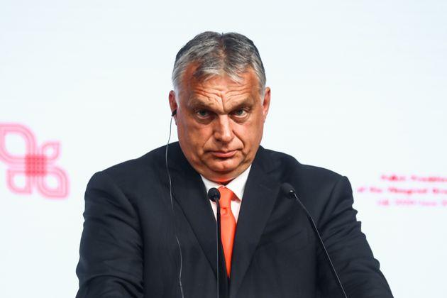 Il primo ministro unghereseViktor