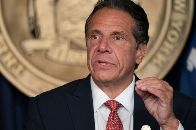 El gobernador de Nueva York, Andrew Cuomo,