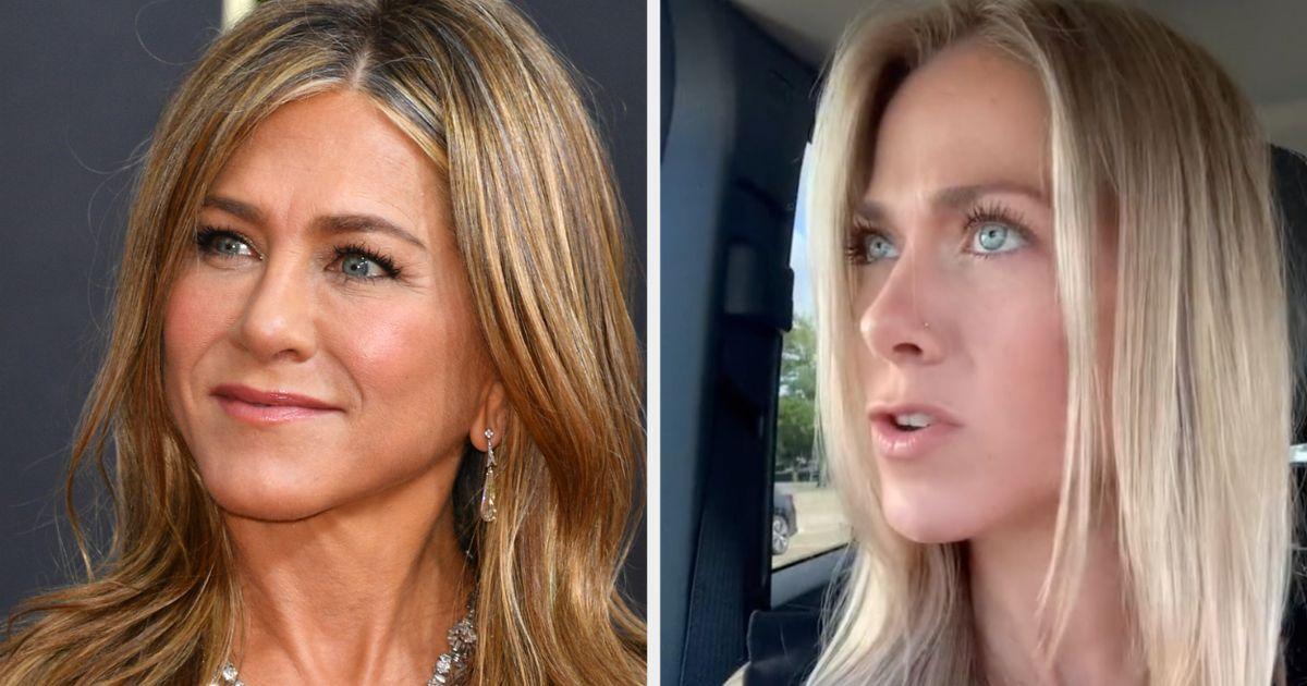 Jennifer Aniston Gives Her Verdict On Lookalike's Incredible Viral TikTok