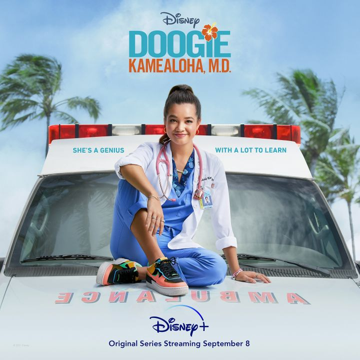 "Peyton Elizabeth Lee as""Doogie Kamealoha, M.D."""