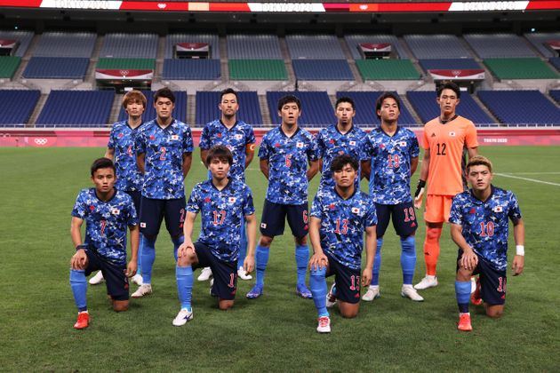 決勝トーナメント準決勝・サッカー日本代表のスターティングメンバー
