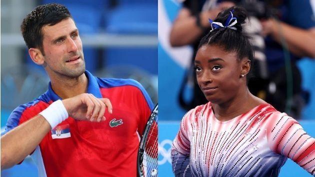 Novak Djokovic y Simone