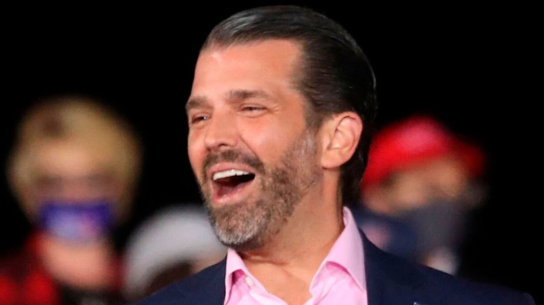 Donald Trump Jr. Receives A Blunt Reminder About Dad After Clueless Attack On Biden