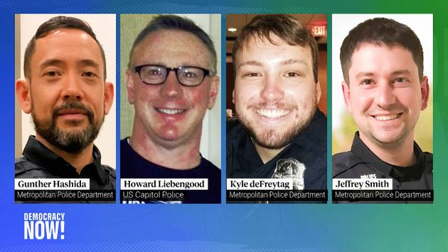I quattro agenti suicidi dopo i fatti di Capitol
