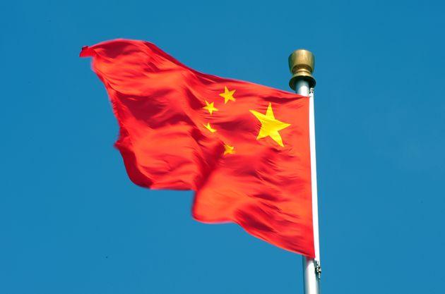 中国の国旗(イメージ)