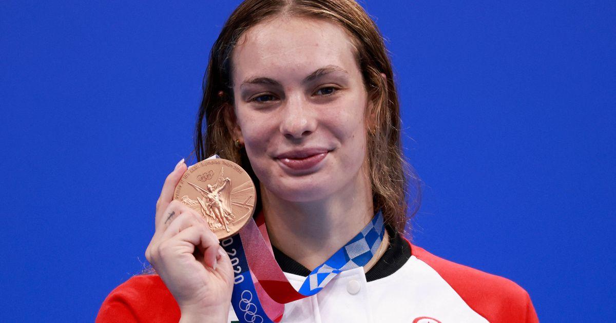 Une médaillée olympique adresse un message piquant à son ancien professeur