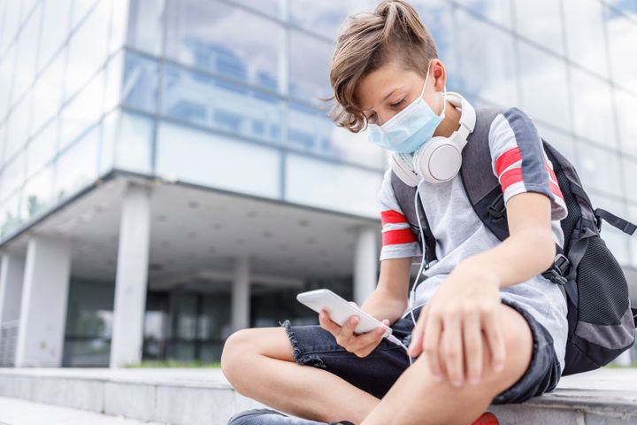 """Kids are still very rarely dying of the coronavirus or experiencing severe effects, but a new report says there is """"an"""