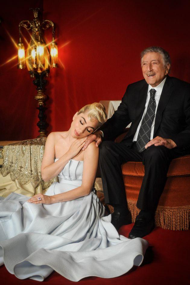 Tony Bennett e Lady