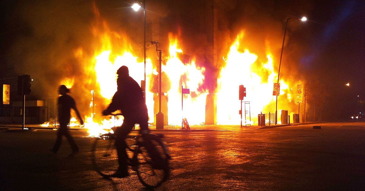 Tory Cuts Have Put UK At Risk Of 2011 London Riots Repeat, Labour Warns