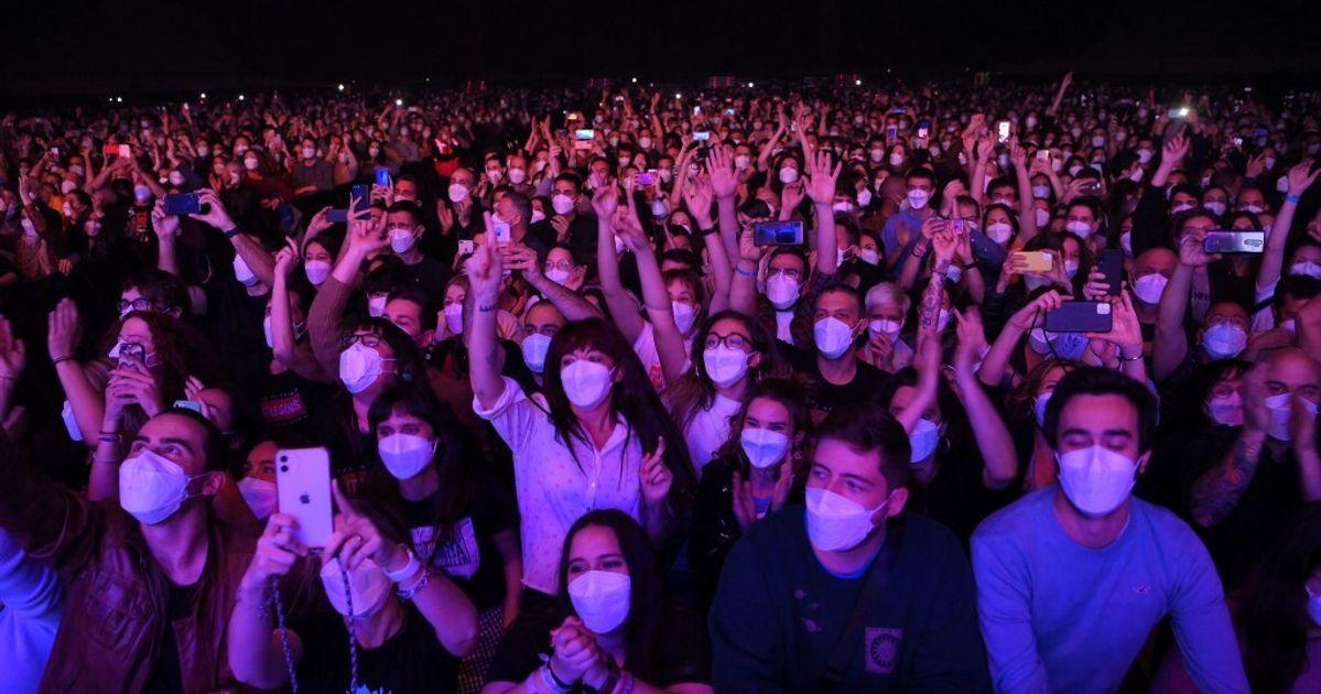 Des concerts-tests tournent au fiasco en Catalogne, 2300 festivaliers contaminés par le Covid
